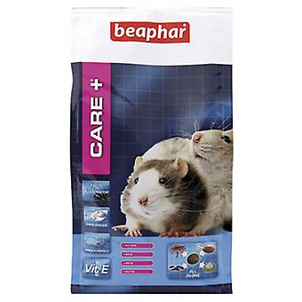 Beaphar Care+ Extruded Rat Food (Small pets , Dry Food and Mixtures)