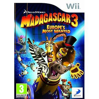 Madagascar 3 (Wii)