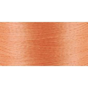 Natural Cotton Thread Solids 876yd-Salmon