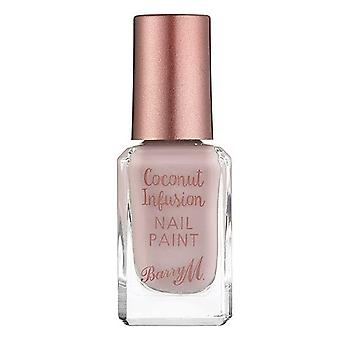 Barry M Barry M Coconut Infusion Nail Paint - Paradise