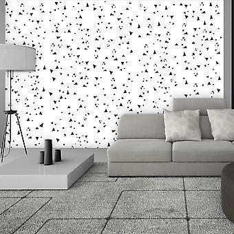 Wallpaper - Rain of Triangles