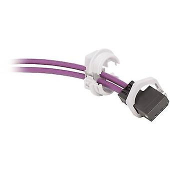 Icotek KVT 40 PB Cable grommet compartimentable Grey 1 pc(s)