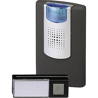 Wireless door bell Complete set Heidemann 70825 HX Flashlight