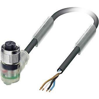فينيكس الاتصال 1681020 استشعار ساك-ف 4-10,0-البولي يوريثان/M12FR-3 لتر/كابل المحرك