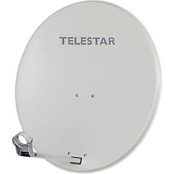 Telestar DIGIRAPID 60 5109720-AB Satellite Dish, grigio chiaro