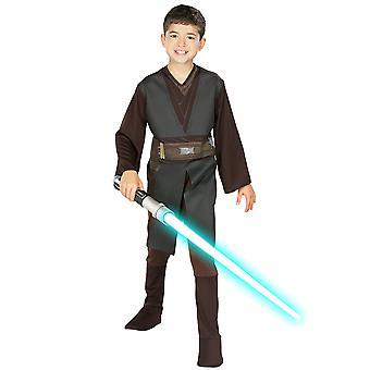 Anakin Skywalker clássico Star Wars filme livro semana Halloween meninos do traje