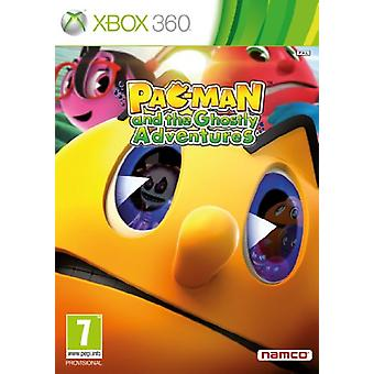 Pac-Man and The Ghostly Adventures HD (Xbox 360) - Factory Sealed