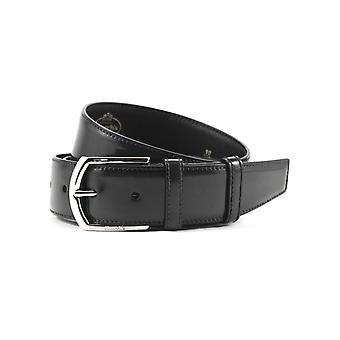 CHURCH'S BELT CT0007 BLACK POLISH BINDER