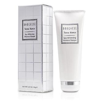 Borghese Terme Bianco Spa-Whitening fuktighet maske - 120g / 4oz
