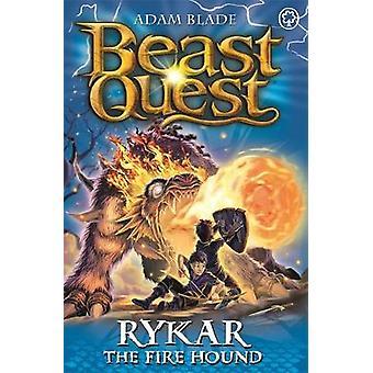 Besta Quest - Rykar o cão de fogo - série 20 livro 4 por Adam Blade - 9