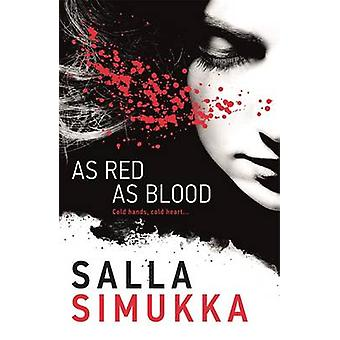 As Red As Blood by Salla Simukka - 9781471402463 Book