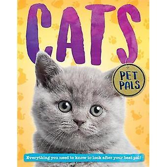 الحيوانات الأليفة الزملاء-القطط التي بات جاكوبس-كتاب 9781526301406