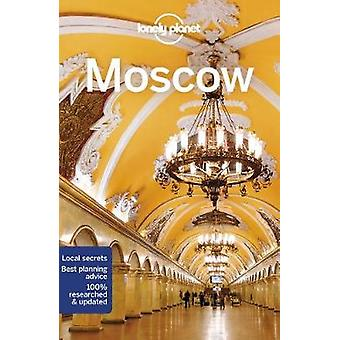 Lonely Planet Moscow by Lonely Planet - 9781786573667 Book