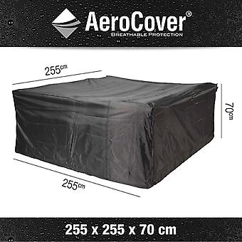 AeroCover loungesethoes 255x255xh70 - antraciet