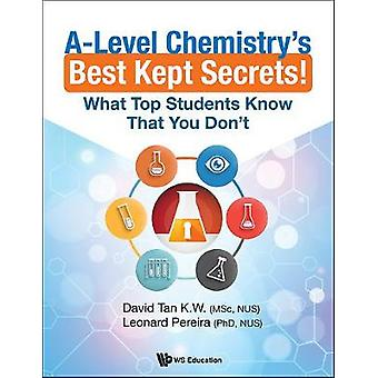 A-nivå kemi bäst bevarade hemligheter! -Vad toppstudenter vet att Y