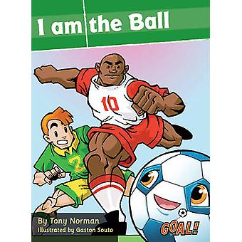 I am the Ball - Level 2 by Tony Norman - 9781841678498 Book