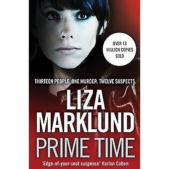 Prime Time (riedizione) di Liza Marklund - 9781849835138 libro