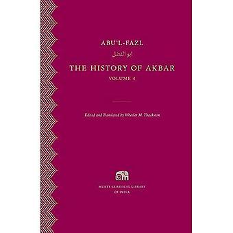 Historien om Akbar, bind 4