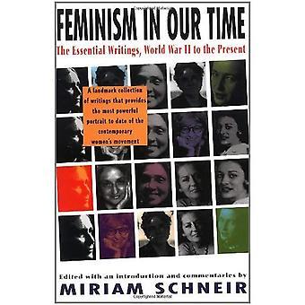 Feminism i vår tid