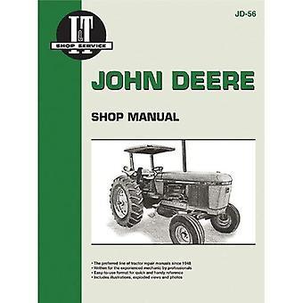 John Deere I and T Shop Manual - Models 2840, 2940 2950