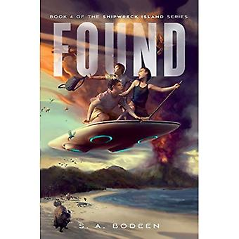 Found: Book 4 of the Shipwreck Island Series