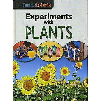 Experiências com plantas (leitura e experiência)