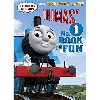Thomas No. 1 Buch Spaß (Thomas & Freunde)