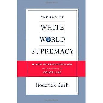 : Valkoinen maailman herruudesta musta kansainvälisyys ja Color Line ongelma