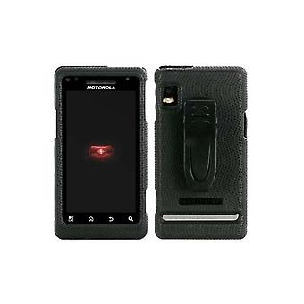 Body Glove Snap-On Case for Motorola Droid 2 Global A956 (Black)