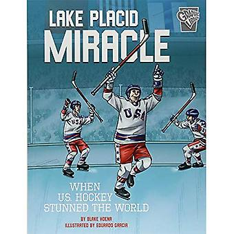 Lake Placid milagre: Quando hóquei dos EUA surpreendeu o mundo (grandes momentos de esportes)