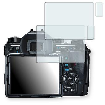 Ricoh Pentax K-1 screen protector - Golebo crystal clear protection film