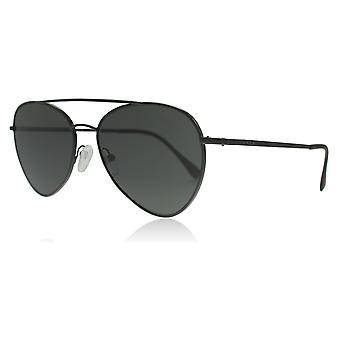 Prada Sport PS50SS 7AX5S0 Black PS50SS Pilot Sunglasses Lens Category 3 Size 57mm