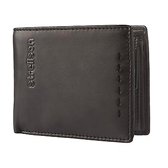Strellson mens wallet wallet purse black 1486