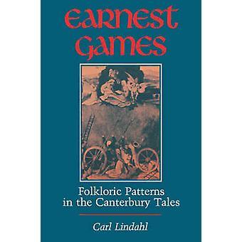 Earnest Games by Lindahl & Carl