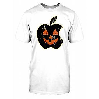 Halloween Scary Pumpkin - Funny Kids T Shirt