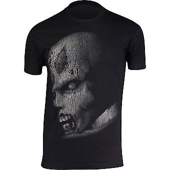 Capcom Mens Resident Evil Original Zombie T-Shirt - Black