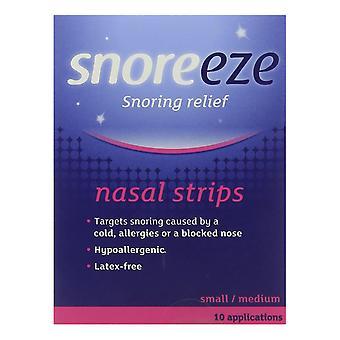 Snoreeze 鼻ストリップ中小企業 10