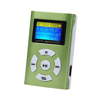 Trendy MP3 player with LCD display