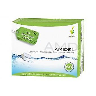Novadiet Amidel 60 Vegetable Capsules (Diet , Supplements)