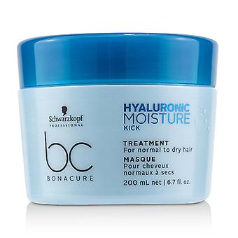 Schwarzkopf Bc Bonacure Hyaluronic Moisture Kick Treatment (for Normal To Dry Hair) - 200ml/6.7oz