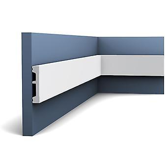 Listwa przypodłogowa obudowa drzwi Orac Decor DX157-2300