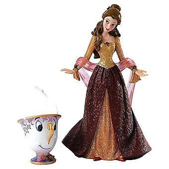迪士尼高级时装圣诞美女和芯片菲古里