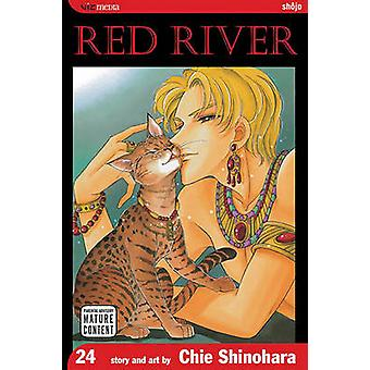 Red River - Volume 24 by Chie Shinohara - Chie Shinohara - 9781421517