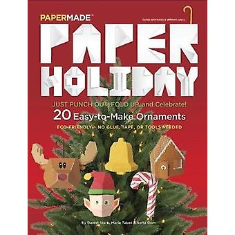 Paper Holiday by Papermade - 9781576878101 Book