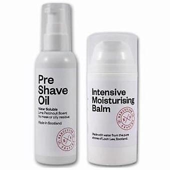 Executive Shaving Pre Shave Oil & Intensive Moisturising Balm Offer