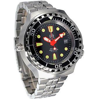Tauchmeister T0079m Professional Divers orologio 1000 M