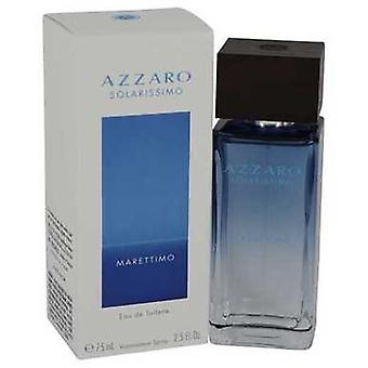 Azzaro Solarissimo Marettimo By Azzaro Eau De Toilette Spray 2.5 Oz (men) V728-540597
