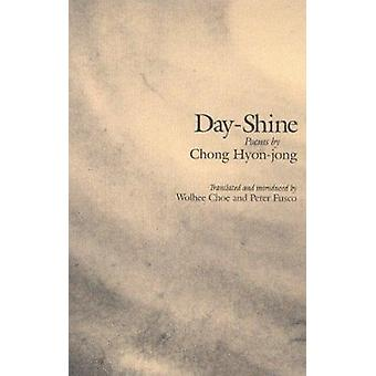 Day-Shine - Poems by Choe - Fusco - 9781885445940 Book