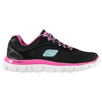 Skechers Girls Appeal EC Junior Trainer Training Sports Runners Shoes Sneakers