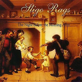 Chiffons de Sligo - nuit avant the Morning After [CD] USA import